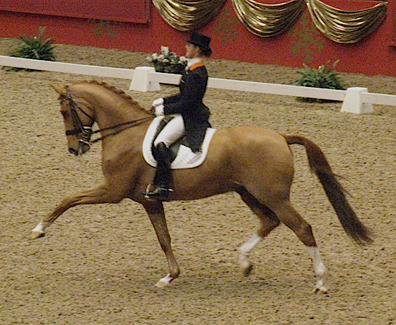 Adelinde Cornelissen and Parzival of The Netherlands