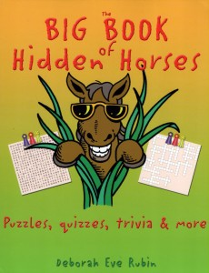 Big Book of Hidden Horses, by Deborah Eve Rubin