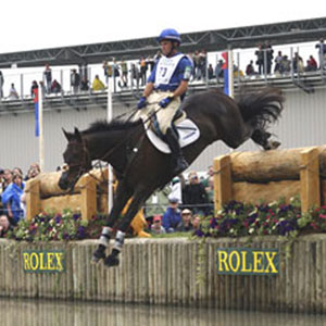 Eventing at Rolex, Phillip Dutton