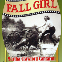 Fall Girl, by Martha Crawford Cantarini