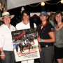 Carol Cohen (2nd from left) won the breeding to Totilas during the auction. Photo Mary Phelps