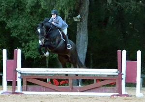 Alexis Conover Earns $1,500 Grant Through USEF Equestrians in Action