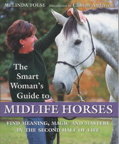 Book Jacket for Midlife Horses