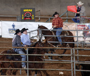 Team Penning. Courtesy USTPA