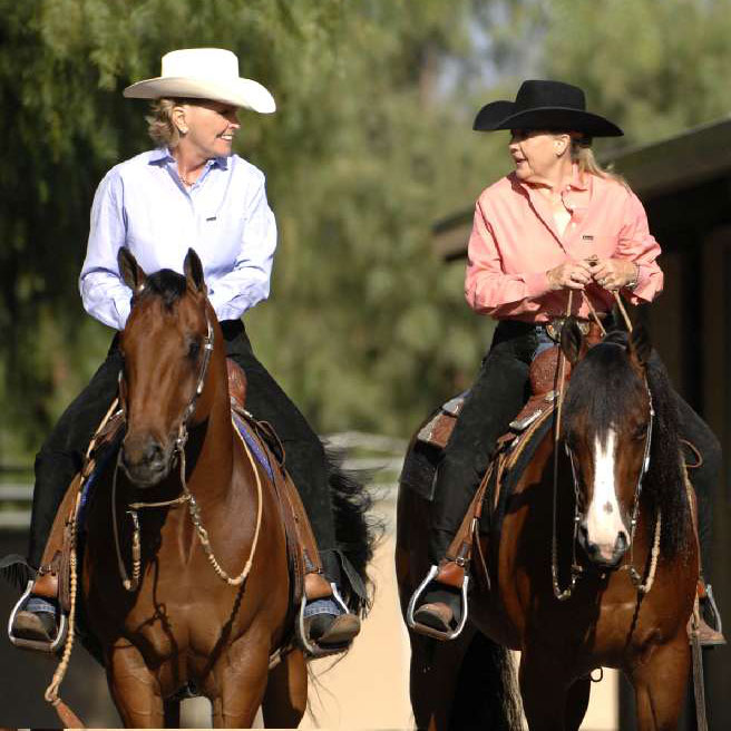Older Riders. Courtesy Horse and Rider