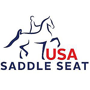 USA Saddle Seat logo