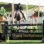 Kent Farrington won the $100,000 Trump Invitational on Dynamo  © 2013 by Nancy Jaffer