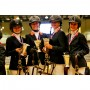 Zone 4 U.S. National Pony Jumping Team Champions. Photo Ashley N. Williams/PMG